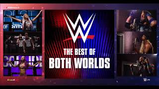 """WWE: Network 2018 - """"The Best of Both Worlds"""" (Official Theme)"""