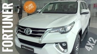 Toyota fortuner Top Model 4x2 ,for  price 15:15 min, features , NEW FORTUNER 2017 - 2018 width=