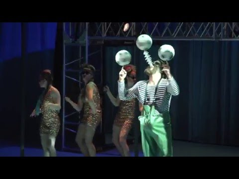NICA presents PESCADO— A Circus Cabaret Fusion