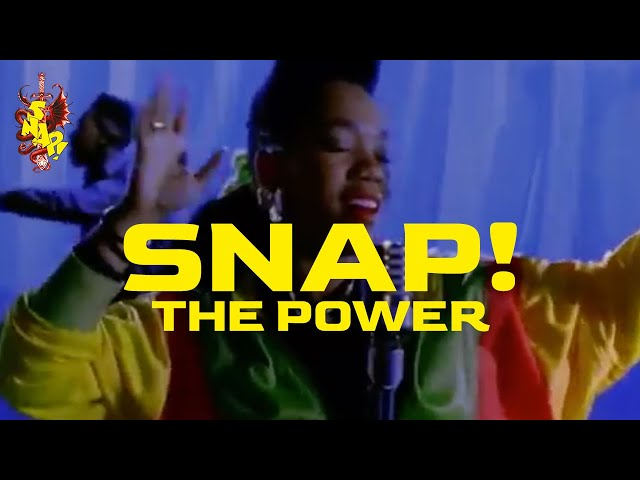 Vídeo oficial de The Power de Snap!
