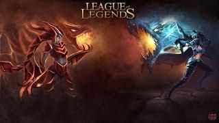 League of Legends | Shyvana na topu :)