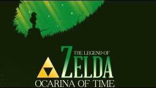 Legend of Zelda: Ocarina of Time - Title Theme Cover