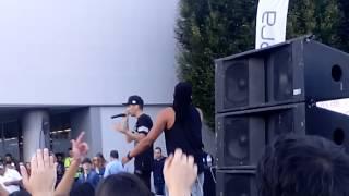 Jimmy P - on fire (live)