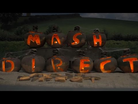 Halloween at Mash Direct!
