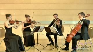 Art 4 Strings: J. Pachelbel: Kanon in D - Art4Strings live in HD