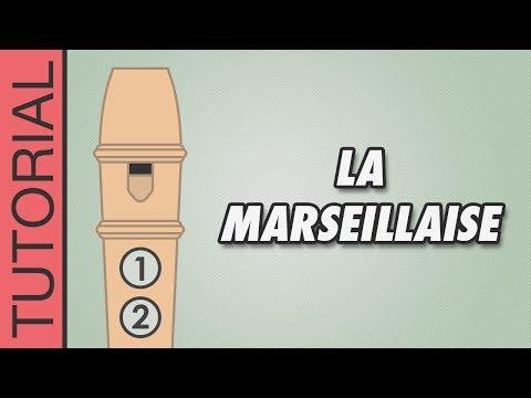 Comment jouer La Marseillaise à la Flûte