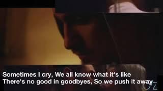 Julie Bergan feat Seeb - Kiss Somebody (Lyric video )