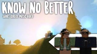"""Know No Better"" - Major Lazer ft. Travis Scott, Camila Cabello & Quavo   Roblox Music Video (Short)"