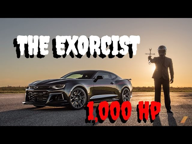Hennessey Exorcist