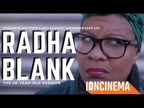 Interview: Radha Blank (The 40-Year-Old Version)