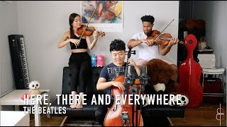HERE, THERE AND EVERYWHERE | The Beatles || JHMJams Cover No.265