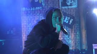 Guano Apes-Loose Yourself (Eminem-Cover)-Hannover 20.10.2017