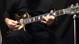 Pentatonic guitar scales. Hammer-ons, pull-offs and bending. Learn to play lead Guitar