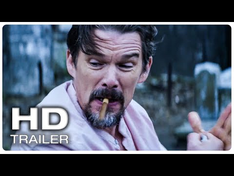 Movie Trailer : CUT THROAT CITY Official Trailer #1 (NEW 2020) Ethan Hawke, Wesley Snipes Action Movie HD