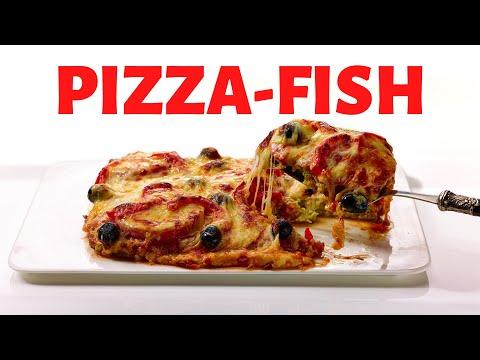 Pizza-Fish Рыба-пицца или первый ролик после операции! Сталик Ханкишиев, мастер-класс, новое блюдо!