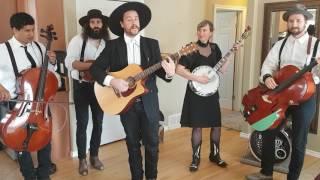 The Dead South share a special performance with SaskTel Saskatchewan Jazz Festival Fans!