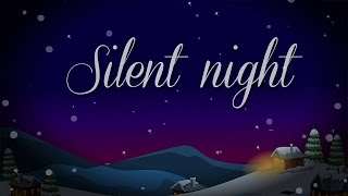 Silent Night Holy Night Song – With Lyrics