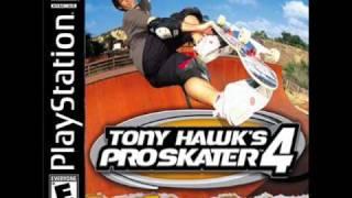 Tony Hawk's Pro Skater 4 OST - Shimmy