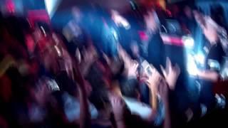 DARK POLO GANG - GTA SAN ANDREAS (ft. Tony Effe) - LIVE MILANO (747 CLUB)