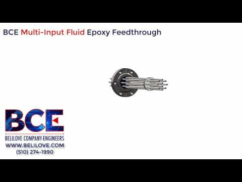 BCE Multi Tube Epoxy Feedthroughs