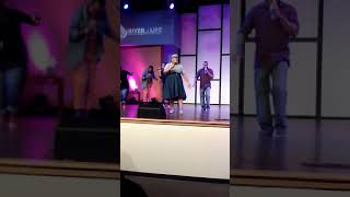 "Maranda Curtis Version Of Travis Greene ""Made A Way(Praise Break)"""
