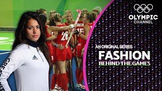 Sam Quek Reveals Team GB Hockey's Beauty Secrets | Fashion Behind The Games