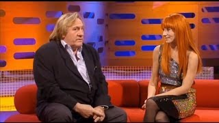 Graham Norton Show 2007-S1xE11 Gerard Depardieu, Tori Amos-part 1