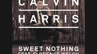 Calvin Harris ft Florence Welch - Sweet Nothing (Instrumental)