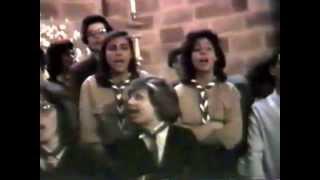 """1987 - """"Hoje é dia de Festa"""" - Sé de Silves."""