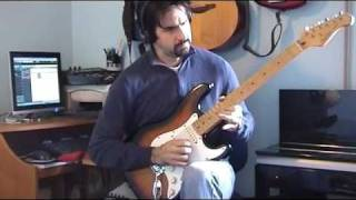 Bill Conti - Gonna Fly Now (Guitar Solo Cover)