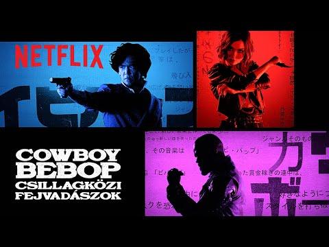 Cowboy Bebop – Csillagközi fejvadászok   Főcím   Netflix