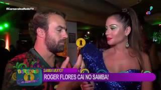 Ex jogador Roger Flores descarta futebol nas horas vagas  'Gosto de vôlei'