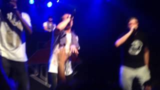 Live Nekfeu - U.B. (Concert S-Crew, Poitiers)