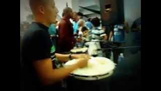 Pagode do Novo Sorriso !!! No batuque o meu samba ....