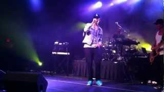 LIVE Matisyahu - Jerusalem (Album: Youth) 2012 The Fillmore Charlotte