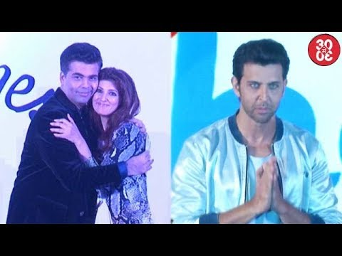 Twinkle Set To Get Her Third Book Published | Hrithik Puts Vikas' Biopic On Hold