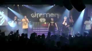Dremen - Xtralife feat Robosteel [Live] 14 06 2013 DREMENDAY MADRID (OFFICIAL)
