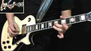 ROCK AND ROLL (Cover) & a Gibson Les Paul Custom RESTORATION