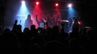 Entombed A.D. - Revel in Flesh - Glasgow 16th Nov 2016.