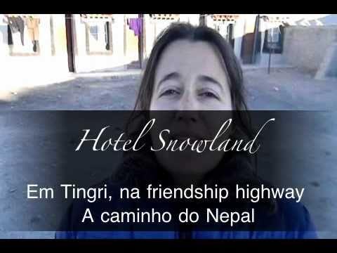 Em Tingri no Snowland Hotel