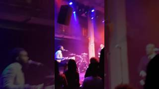 "Aaron ""AB"" Abernathy- I See You Live @The Jazz Cafe"