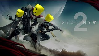 Destiny 2 Trailer but every time someone gets fucked the roblox death noise is played