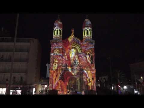 """Evasions Imaginaires"" VFX Artist, Marc Auvigne 3D videomapping show"