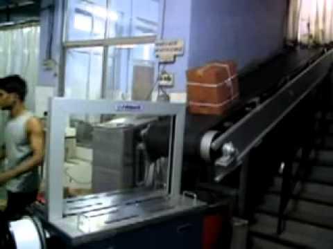 Tam Otomatik Plastik Çember Makinası ( TEKSA AMBALAJ-0312 395 21 41 )