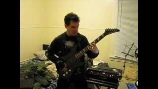 Immortal - a guitar lesson with Abbath (Cover)