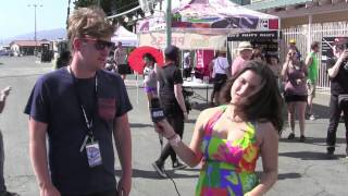 Vans Warped Tour 2013: Interview with Goldhouse