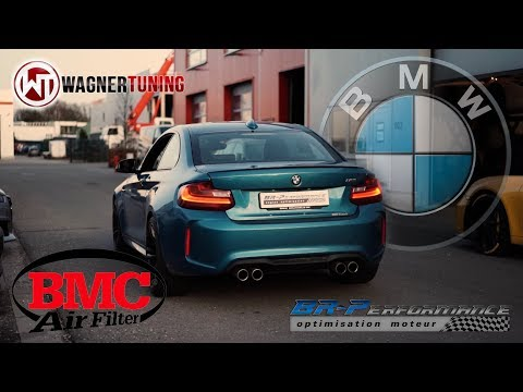 BMW M2 Remap Stage 2 By BR-Performance