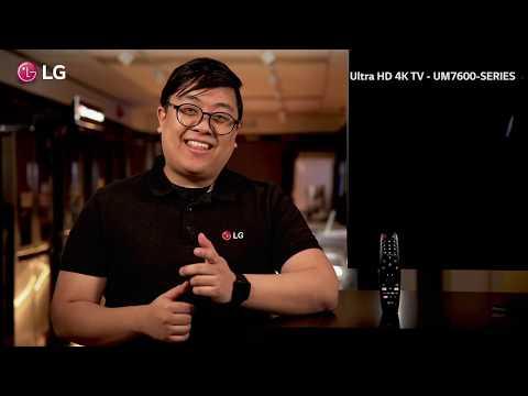 LG UM7600 - En UHD-TV med kraft og finesse