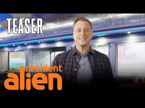 Resident Alien | It's Better Than Good | Premieres January 27 At 10/9c | SYFY