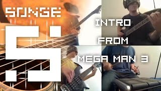 Megaman 3 - Intro cover 【Songe】